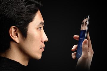 Bảo mật mống mắt trên Galaxy S8 đã bị hack