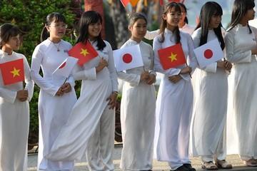Nhật Bản nỗ lực thu hút sinh viên Việt Nam