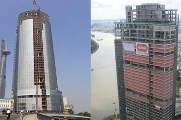 Saigon One Tower sẽ được hoàn thành năm 2018?