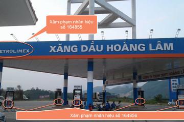 Petrolimex sẽ khởi kiện công ty Hoàng Lâm nếu tiếp tục xâm phạm nhãn hiệu