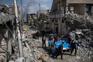 Lầu Năm Góc đổ lỗi cho IS vì 100 thường dân thiệt mạng trong vụ tấn công Mosul