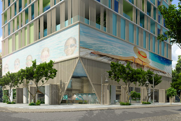 Hodeco khởi công dự án căn hộ và khách sạn nghỉ dưỡng Fusion Suites Vũng Tàu