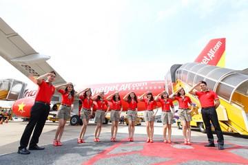 Cổ đông cá nhân Vietjet đăng ký thông tin để nhận vé máy bay