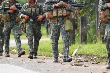 Lực lượng Philippines sắp kiểm soát hết thành phố bị phiến quân Hồi giáo bao vây