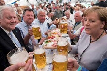 Thủ tướng Đức: Châu Âu phải tự nắm lấy số phận trong tay mình