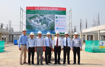HBC nhận thi công loạt dự án với tổng giá trị hợp đồng trên 1.304 tỷ đồng
