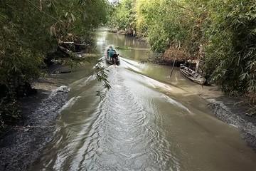 Thủy điện, dự án chuyển nước đe dọa an ninh nguồn nước ĐBSCL