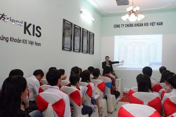 Chứng khoán KIS Việt Nam bị phạt 200 triệu đồng