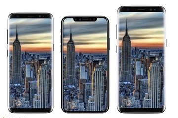 Lộ thông tin chi tiết về kích cỡ iPhone 8