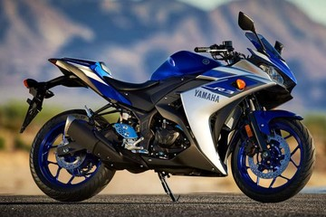 Yamaha YZF-R3 giảm giá 16 triệu đồng tại Việt Nam