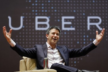 Uber lỗ 708 triệu USD trong quý I, Giám đốc tài chính thôi việc