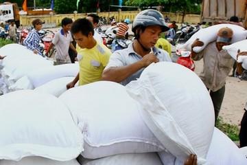 Hỗ trợ Quảng Bình gần 790 tấn gạo