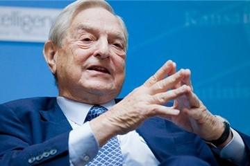George Soros: Liên minh châu Âu đang rơi vào cuộc khủng hoảng về sự tồn tại