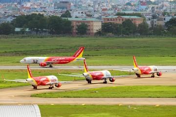 Vietjet mở bán 800 nghìn vé máy bay giá từ 0 đồng