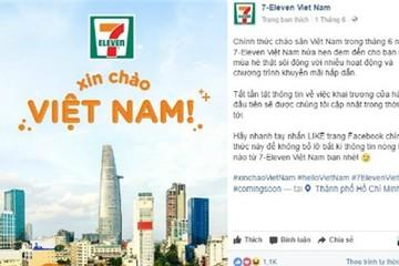 7-Eleven sẽ mở cửa tại TP HCM ngay trong tháng 6