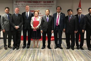 Sau 11 dự án khách sạn Hilton, BRG sẽ xây dựng thành phố thông minh Nhật Tân-Nội Bài