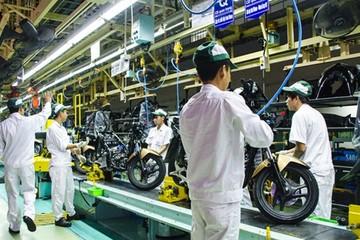 Honda tính tăng mạnh xuất khẩu xe máy từ Việt Nam