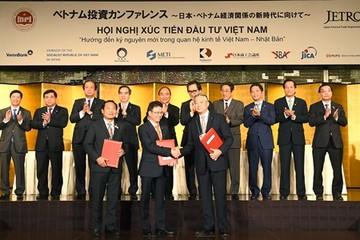 Vinalines hợp tác với Tập đoàn Nhật phát triển dịch vụ vận tải và logistics