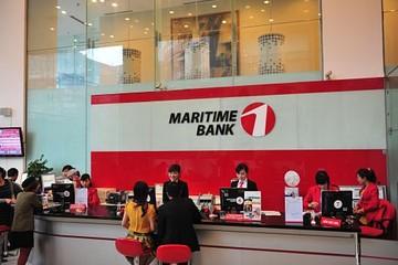 MaritimeBank: Thu nhập lãi thuần 310 tỷ, lỗ hợp nhất quý 1/2017