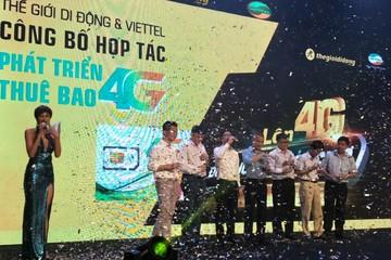 MWG và Viettel hợp tác phổ biến công nghệ 4G tại Việt Nam