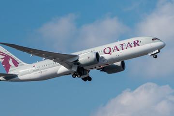 Hàng loạt hãng hàng không ngừng bay đến Qatar