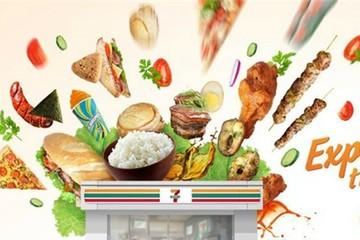 7-Eleven Việt Nam tính cạnh tranh bằng 100 món ăn