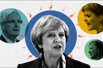 Mặc các bên hô hào, bà Theresa May quyết không từ chức Thủ tướng