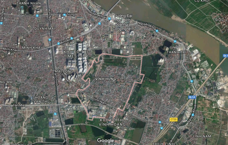 Giao công ty con của Vimedimex lập quy hoạch công viên sinh thái Vĩnh Hưng