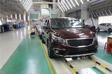 Đề xuất: Miễn thuế tiêu thụ đặc biệt ô tô trong nước