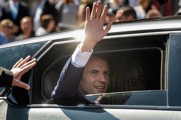 Đảng Tiến bước thắng đậm, ông Macron lại làm nên lịch sử