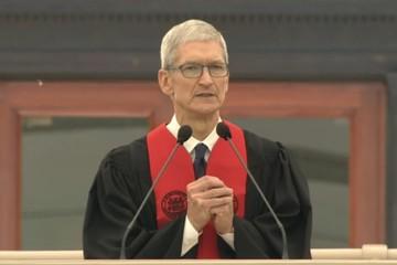 CEO Apple: Đôi khi chính những công nghệ tạo ra để kết nối lại đang chia rẽ con người