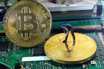 Bong bóng Bitcoin: Đồng tiền ảo bất ngờ giảm mạnh sau khi chạm đỉnh 3000 USD