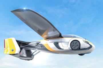 Ra mắt 2 mẫu xe bay: Rẻ 399.000 USD, đắt 1,6 triệu USD