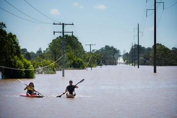 Các vụ lũ lụt trên toàn cầu sẽ tăng gấp đôi vào năm 2050