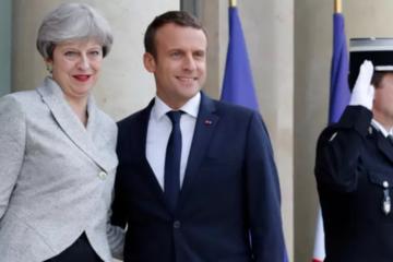 Tổng thống Pháp: Cánh cửa EU vẫn mở cho Anh