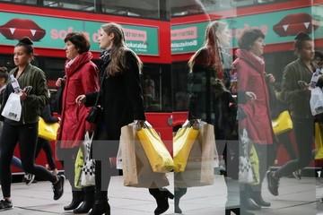 Tỷ lệ lạm phát của Anh lên mức cao nhất trong vòng bốn năm qua