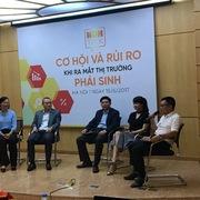 """NDH Talk 4: """"Cơ hội và rủi ro khi ra mắt thị trường phái sinh"""""""