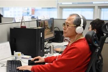 Startup công nghệ của Hàn Quốc chỉ tuyển nhân viên trên 55 tuổi