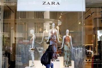 Lợi nhuận công ty mẹ Zara tăng vọt