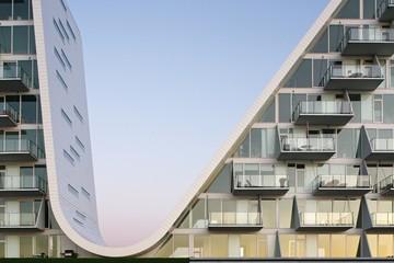 Lâu đài trong không trung: Thiết kế sáng tạo cho các khu chung cư