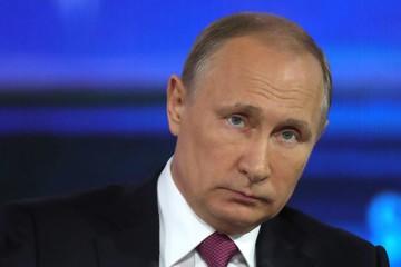 Tổng thống Putin: Mỹ bị