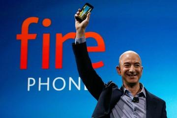 CEO Amazon sắp soán ngôi giàu nhất thế giới của Bill Gates