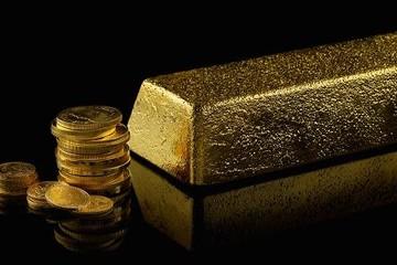 Giá vàng giảm xuống mức thấp kỷ lục 4 tuần