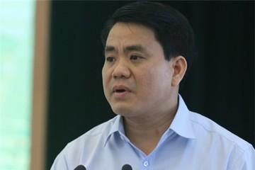 Chủ tịch Hà Nội: Xà cừ đã đánh chuyển, không thể trồng lại trên phố