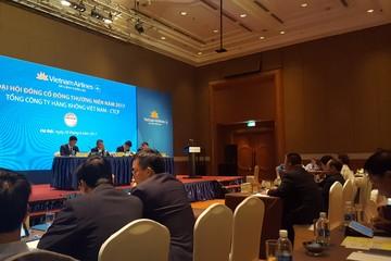 ĐHĐCĐ Vietnam Airlines: Chuyển sang niêm yết trên HoSE muộn nhất đầu năm 2018