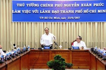 Thủ tướng: Tập trung mọi nguồn lực cho TP. Hồ Chí Minh phát triển
