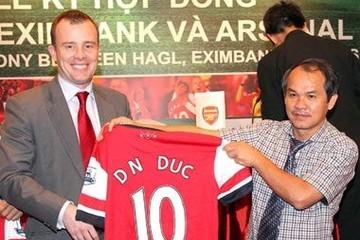 Bầu Đức ngừng hợp tác với Arsenal, gỡ bỏ mọi thương hiệu của 'Pháo thủ'