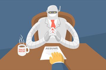 Người phỏng vấn bạn trong tương lai có thể sẽ là người máy