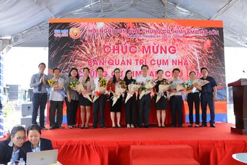Him Lam Land tổ chức thành công Hội nghị cụm nhà chung cư Him Lam Chợ Lớn lần thứ I