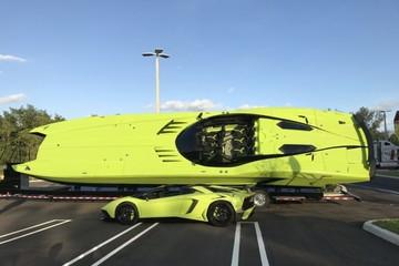 Chiêm ngưỡng siêu thuyền